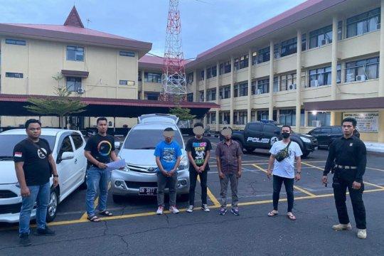 Timsus Maleo ringkus tiga pelaku penggelapan mobil