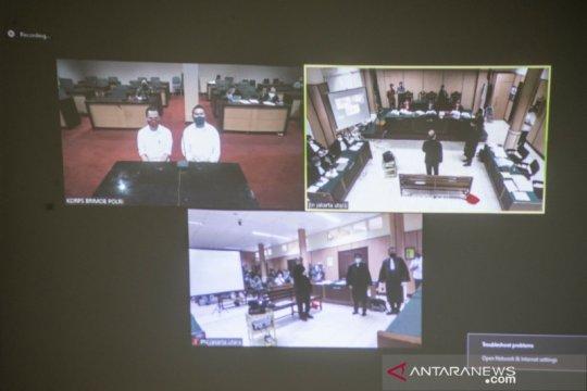 Hakim minta JPU prioritaskan saksi saat penyiraman