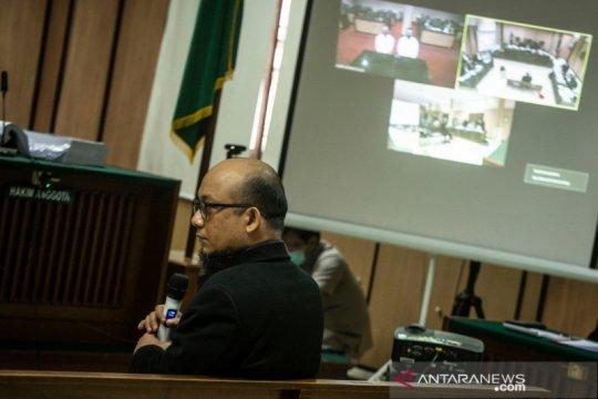 Pengacara Novel: tuntutan tidak menunjukkan rasa hormat terhadap hukum