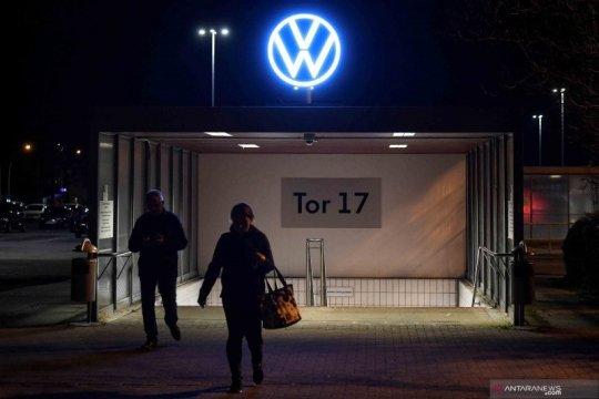 Volkswagen tambah 2 miliar euro demi investasi kendaraan listrik China