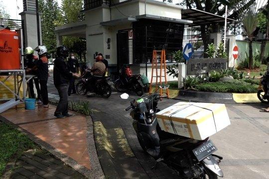 Ada gugus tugas COVID-19 tingkat perumahan di Bintaro, ini kegiatannya