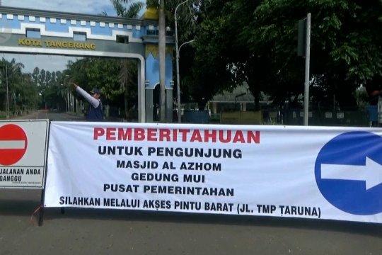 Banten usulkan PSBB Tangerang Raya terintegrasi dengan DKI Jakarta