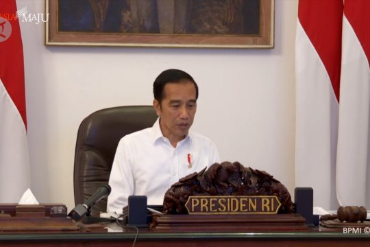 Presiden Jokowi minta masyarakat bantu tetangga yang positif COVID-19