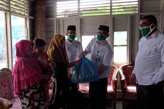 Kementerian Agama Aceh beribantuan Ramadhan untuk masyarakat kurang mampu