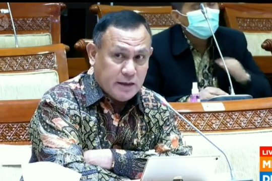 KPK ungkap empat titik rawan korupsi anggaran COVID-19