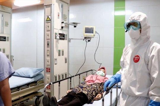Pemprov Sumut tambah 110 kamar bagi pasien Covid-19