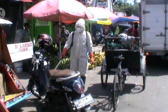PMI gandeng IDI Makassar sosialisasi pencegahan COVID-19 di pasar tradisional