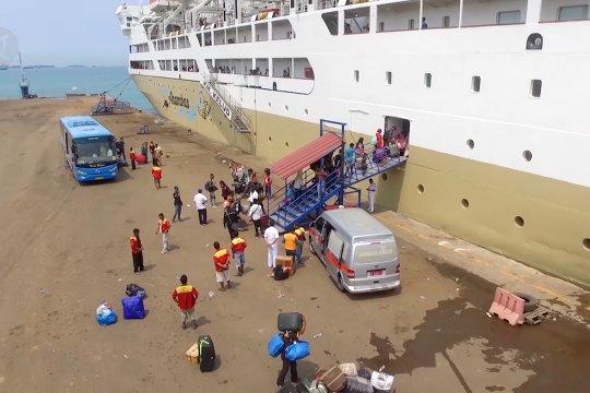 Batam larang layanan penumpang kapal Pelni