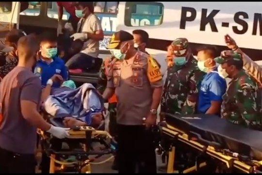 Bentrokan di Mamberamo Raya, 3  polisi tewas
