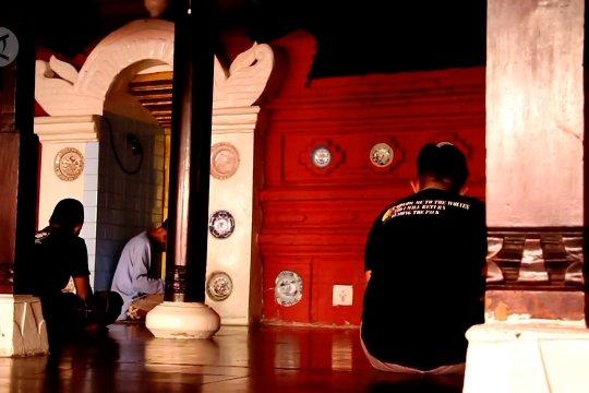 Masjid Merah Panjunan, perpaduan budaya Islam, Hindu dan China