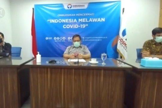 Ombudsman RI : Kontak dan medsos Lembaga Negara kurang responsif