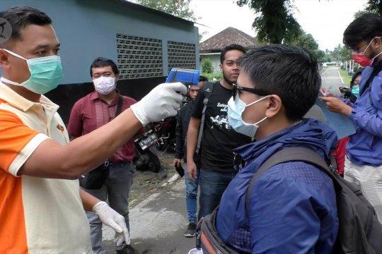 OTG positif pertama di Kota Malang jalani isolasi mandiri