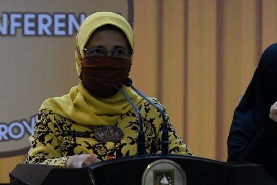 Persentase kesembuhan pasien COVID-19 Riau lebih tinggi dibanding kematian