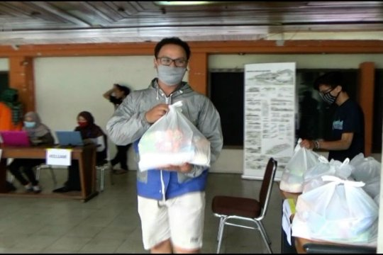 UGM bantu logistik pangan mahasiswa yang tak mudik