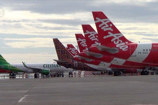 Aktivitas di Bandara Bali masih normal