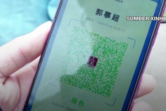 Aplikasi QR, salah satu kunci keberhasilan China tangani COVID-19