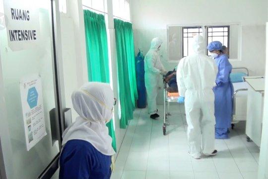 Dinkes Kalteng minta rumah sakit lini kedua lakukan perawatan pasien COVID-19