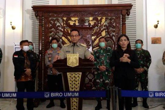 DKI resmi berstatus PSBB mulai Jumat