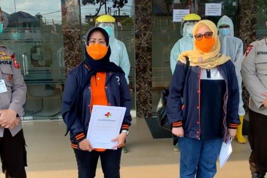 Dua anggota ombudsman dinyatakan sembuh COVID-19