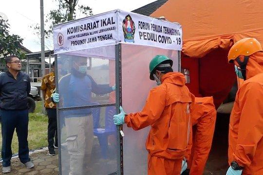 IKAL pasang bilik disinfektan di perbatasan