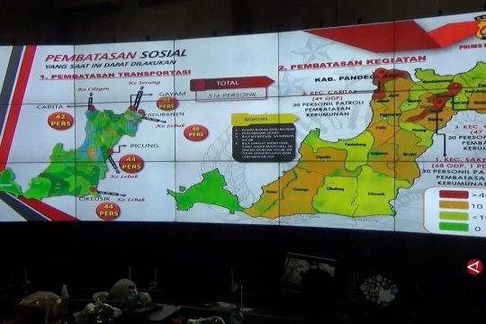 Terkendala sumber daya, Pandeglang dan Jayapura  belum naikkan status