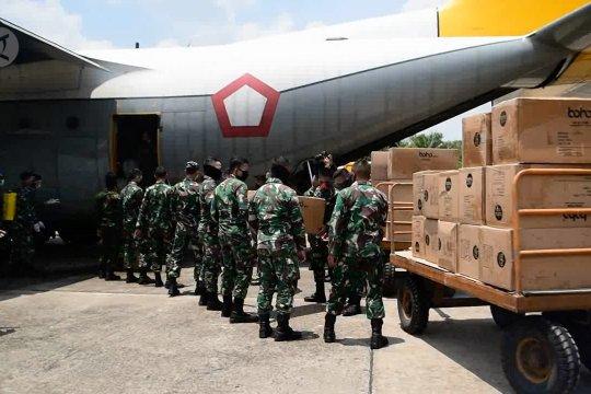 Pemprov Riau telah distribusikan 16.000 APD