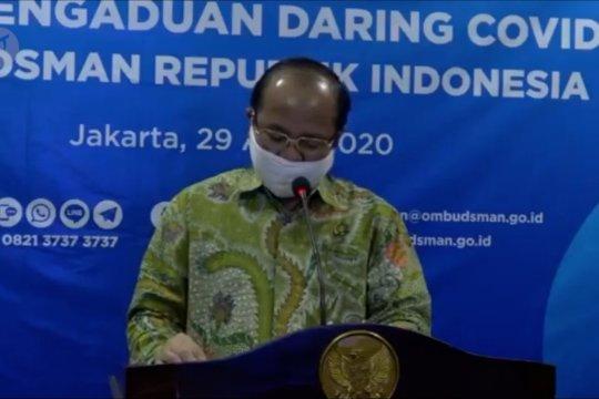 Ombudsman RI buka Posko Pengaduan COVID-19D