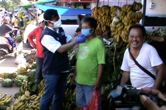 PD Pasar Makassar antisipasi penyebaran COVID-19 jelang Ramadan
