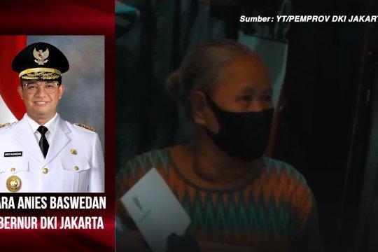 Anies ajak perusahaan multinasional bantu warga Jakarta terdampak Corona.