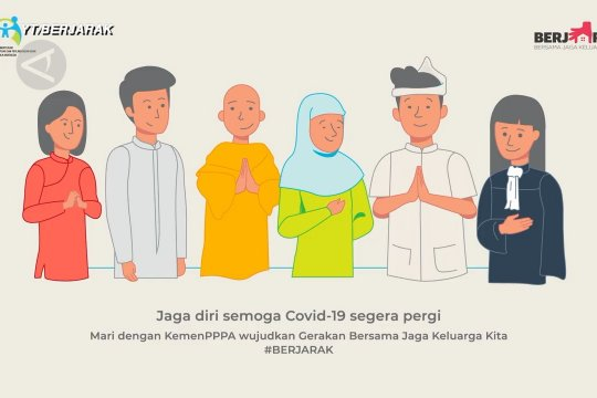 Kaum Perempuan berperan penting dalam penanganan wabah COVID-19