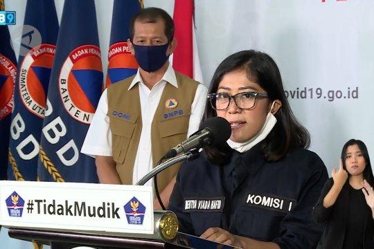 Ketua Komisi I DPR RI minta jurnalis patuhi protokol kesehatan