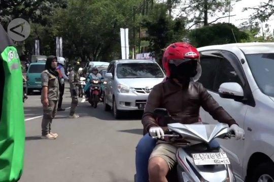Korlantas Polri putarbalikkan 15.239 kendaraan hendak mudik