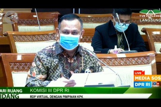 KPK ancam hukum mati koruptor anggaran COVID-19