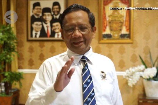 Mahfud MD : tegaskan tidak ada pembebasan napi koruptor