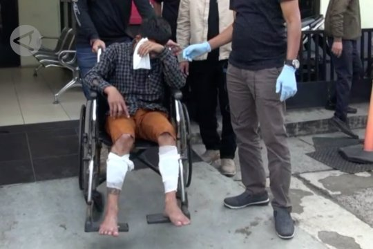 Polisi tembak mati pelaku begal di Bandung