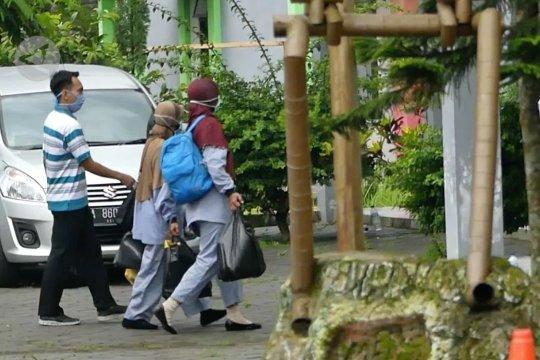 Sebanyak 30 jamaah ijtima ulama asal Temanggung jalani karantina