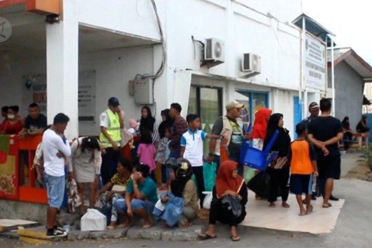 Bupati batasi masyarakat yang masuk ke Halmahera Utara