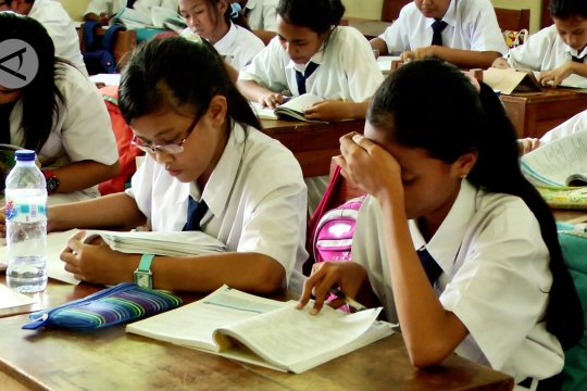 KPAI dorong adanya kurikulum pendidikan situasi darurat