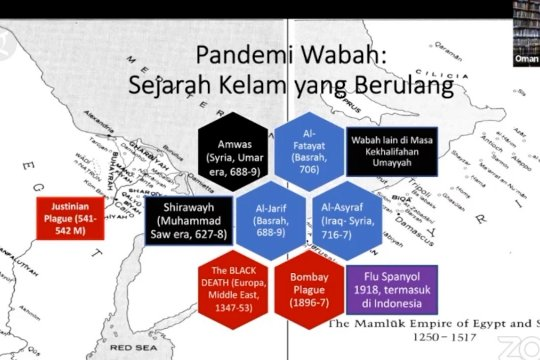 Pandemi di mata Guru Besar Filologi UIN Jakarta