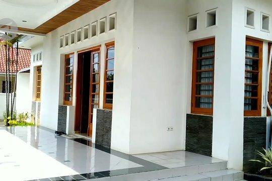 Rumah dinas pejabat Pekalongan untuk tenaga medis COVID-19