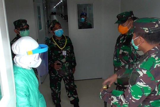 RS Khusus Infeksi COVID-19 di Galang resmi beroperasi
