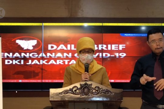 237 pasien COVID-19 di Jakarta sembuh