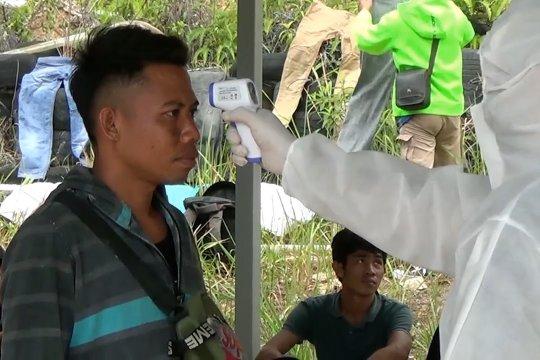 Agar pekerja migran ilegal tak sebarkan virus COVID-19