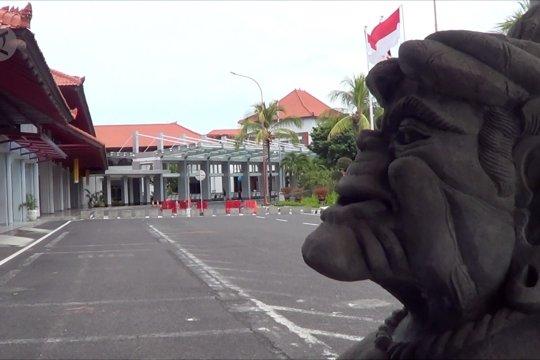 Bandara Ngurah Rai telah hentikan penerbangan