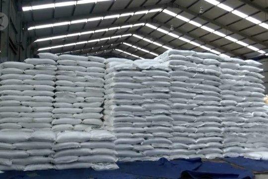 Cek gudang gula, mentan pastikan stok aman