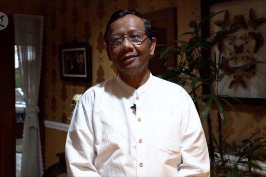 Ini penjelasan Mahfud MD terkait kasus Ravio Patra