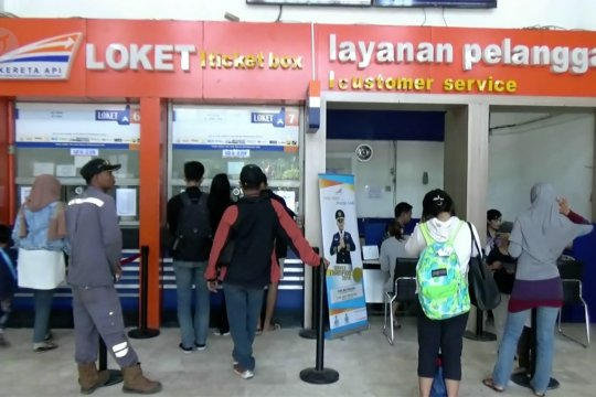 Kini, pengembalian uang pembatalan tiket kereta lebih cepat dan aman