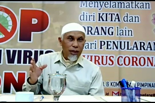 Mengatur mobilitas masyarakat Padang selama PSBB