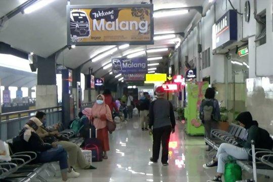 PT KAI berikansanksi tegas bagi penumpang yang tak gunakan masker