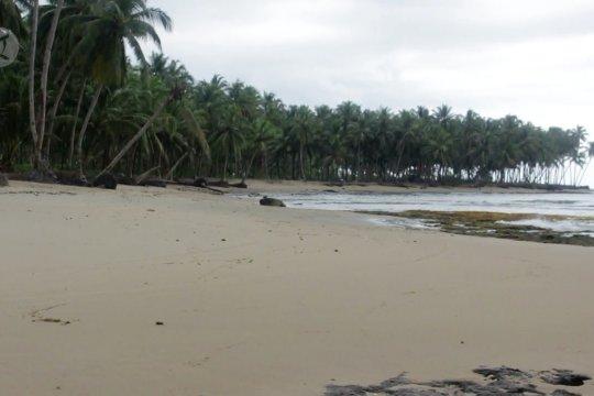 Puluhan wisman tertahan di Kepulauan Mentawai
